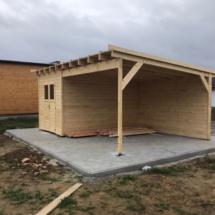 dřevostavby - drobné stavby (1)