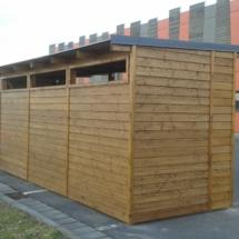dřevostavby - drobné stavby (2)