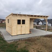 dřevostavby - drobné stavby (3)